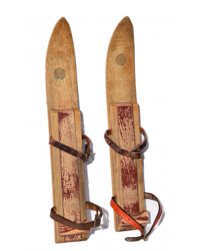 Vintage Children's Skis