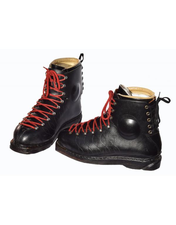 Vintage 1960's Molitor ski boots
