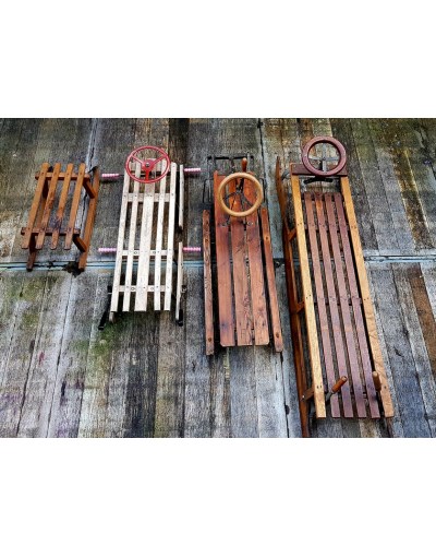 Various Sleds From CHF. 200.00