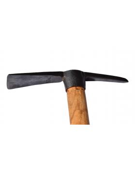 Vintage short handle ice axe