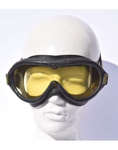 "Vintage Polaroid ""B-8"" Aviation/Ski goggles"