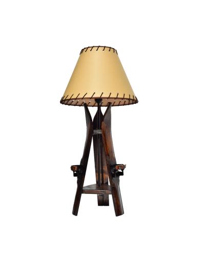 Ski Table Lamp