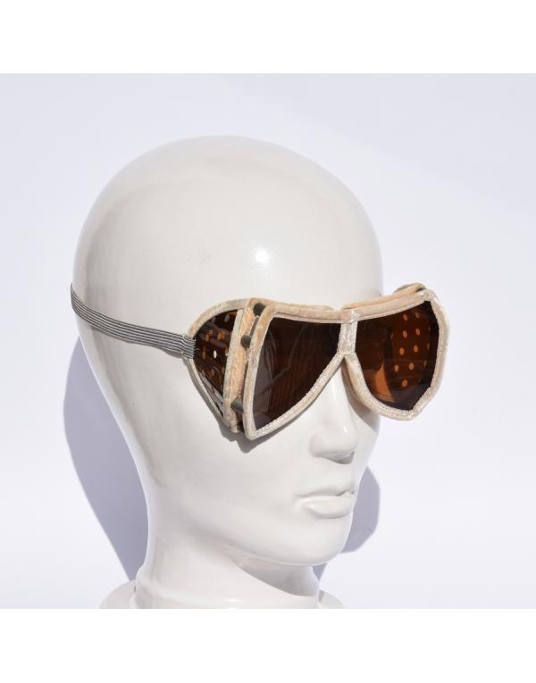 "Vintage Swiss ""MEISS"" Ski Goggles"