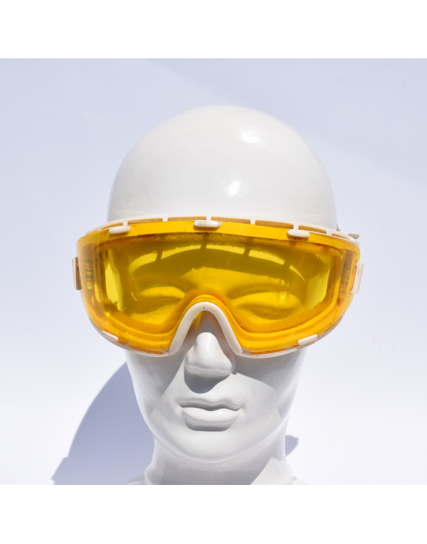 """Vintage """"Jean-Claude Killy"""" Ski Goggles"""