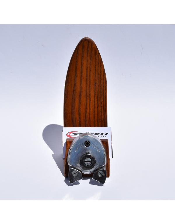 UNIQUE - Ski Business Card/Flyer Display Holder
