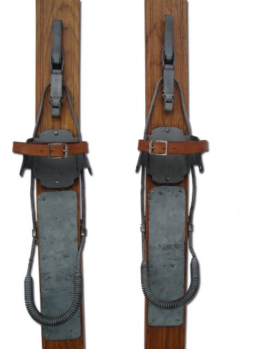 Antique Swiss Skis