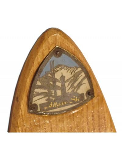 """""""Allgau"""" Skis Emblem"""