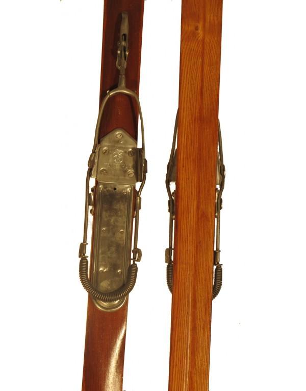 Antique Children Skis