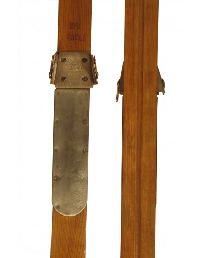 "Antique ""Allgau"" Skis"