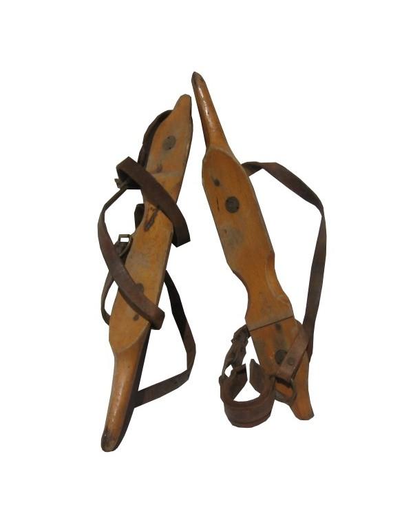 Antique skates
