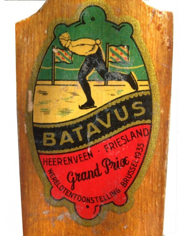 """""""BATAVUS"""" Skates"""