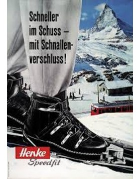 Henke Sample advert (not included)