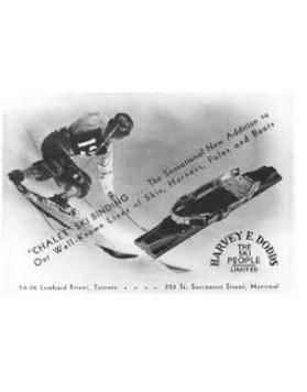 Harvey E. Dodds Sample Advert (Not included)