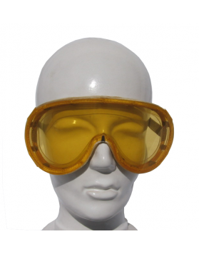 "Antique Swiss ""MEISS"" Ski Goggles"