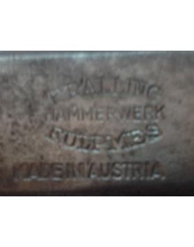 """Vintage """"F. Ralling  - Kuno Rainer"""" Ice Axe"""