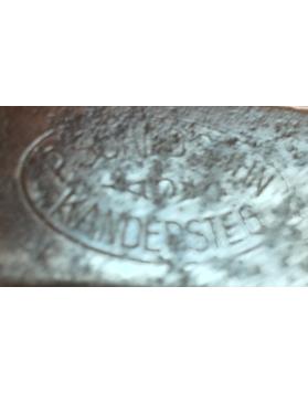 "Antique Swiss ""P. Schild & Sohn""  Ice Axe"