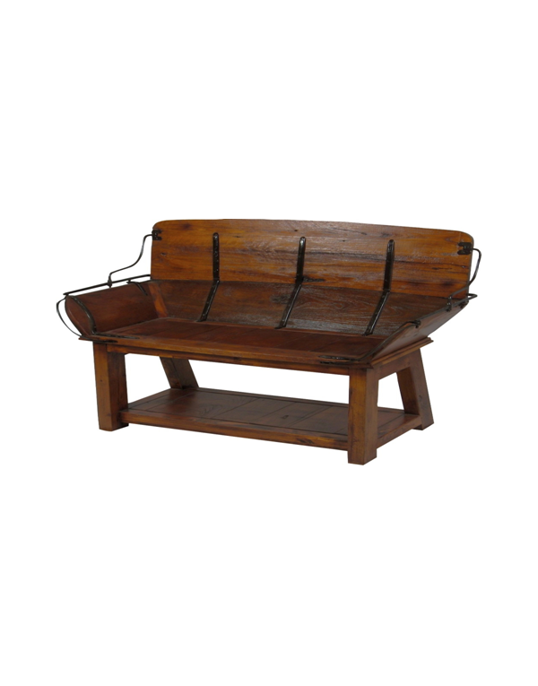 Buckboard Bench (Full Back)