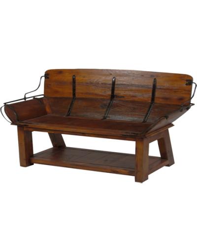 Buckboard Bench (Full Back)