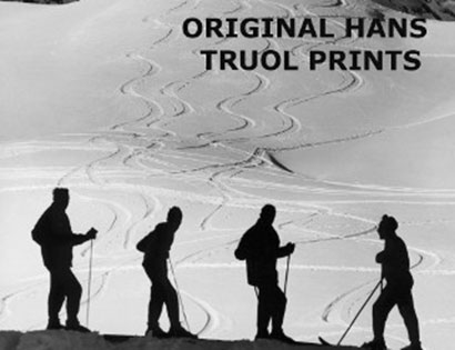 Hans Truöl - Original Photo Prints